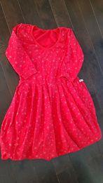 Piękna sukienka ciążowa bombka firmy MIś foch- stan idealny