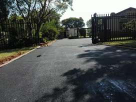 Legendary quality tarmac surfaces driveways, parking areas and Roads