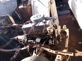 L28 Datsun engine and gearbox