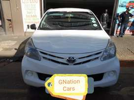 Toyota Avanza 1.5sx 2013 manual for SELL