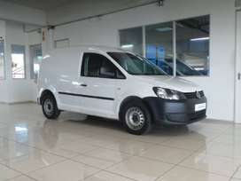 2014 VOLKSWAGEN CADDY PANEL VAN 2.0 TDI