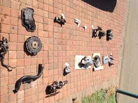 2013 RENAULT CLIO (NEW SHAPE) H4BA ENGINE incl TURBOPARTS