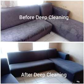 RnB Professional Deep Cleaning (Chemical Free)