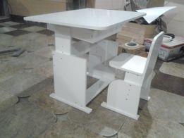 Парта Стіл Дитячий стіл-парта від 3 до 12 років, регулююча по висоті