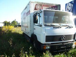 Kabina - Mercedes 814 , Atego 1017