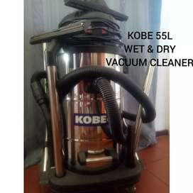 Wet & Dry Industrial / Commercial Vacuum Cleaner