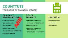 Register Your Company - SAME DAY SERVICE