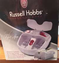Image of Russel Hobbs foot Spa