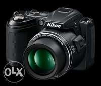 Image of Nikon Coolpix L120 + 8 GB Sd Card + Video Carrying Bag