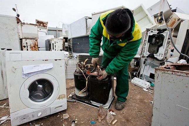 Вывоз утилизация стиральных машин бытовой техники кондиционеров СВЧ