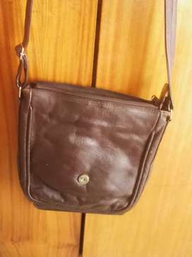 Male Leather Bag