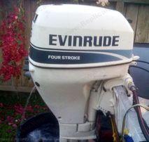 Silnik zaburtowy Evinrude Johnson 9,9-15 KM 4- suw stopa L części