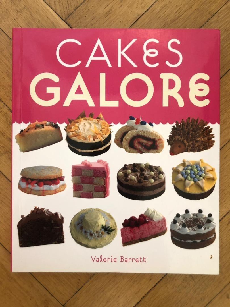 Cakes Galore - Valerie Barrett 0