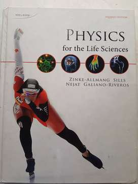 Physics for the life Sciences, Second edition