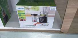 Philips food processer and blender