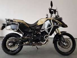 2013 BMW F800 GS Adventure