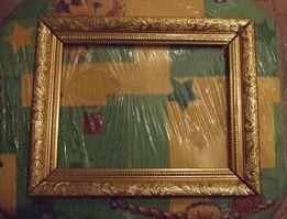 Рамка для картины под золото