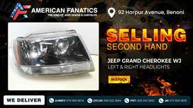 Jeep Grand Cherokee WJ left & Right Headlights for sale!