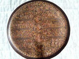 Тарелка декоративная египетская 1982 год