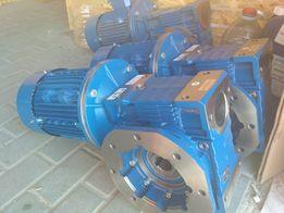 Доступные цены!!! Мотор-редуктор червячный NMRV, электродвигатель