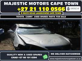 Toyota Camry Used spares parts for sale