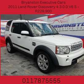 2011 Land Rover Discovery 4 3.0 D V6 S - R229,900