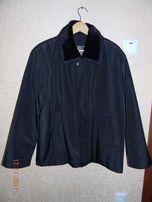 Куртка мужская демисесонная с отстёгивающёйся подкладкой
