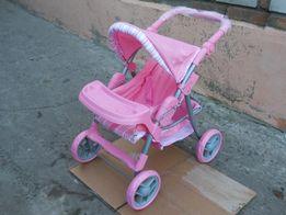 Детская кукольная коляска НОВАЯ
