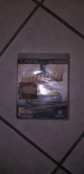 Ps3 game (driver SF)