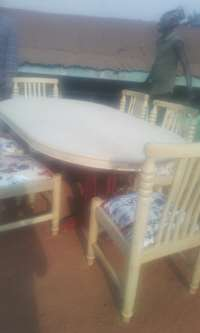 Six seated dinning table on sell 0