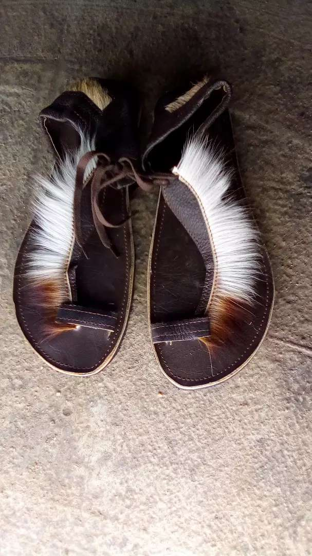 African shoes 0