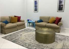 Custom made two seater couches for sale