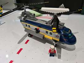 Lego heavy duty helicopter