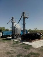Зерносушилка+теплогенератор на дизтопливе (или на твердом топливе)