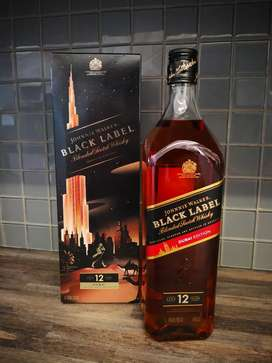Johnnie Walker Black Label Dubai Edition