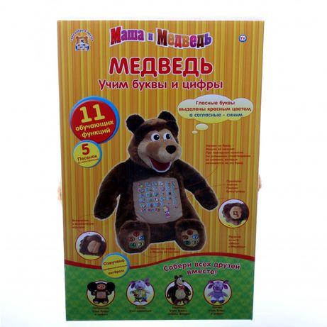 """Развивающая интерактивная мягкая игрушка """"Маша и медведь"""" Сумы - изображение 7"""