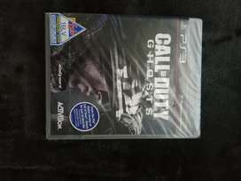 Call of duty gost ps3
