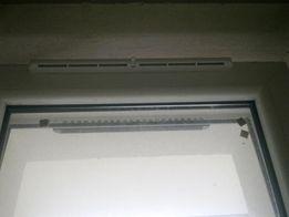 вентиляція встановлення провітрювача в металопластикові вікна