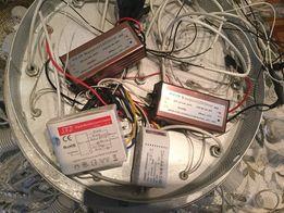 LED driver на прожектор или люстру