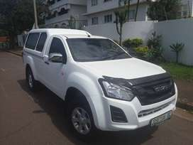 Isuzu KB 250 Dteq Dmax Hi Power 4x4 year 2018 manual toyota hilux ford
