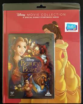 Beauty and the Beast Book & DVD Pack