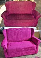 Перетяжка, ремонт и обивка старой мебели! Самые низкие цены в Одессе!