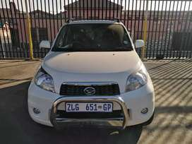 Am selling a Daihatsu Terios that is in good condition