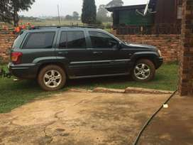 2003 jeep Cherokee 4.7 v8. Good condition.