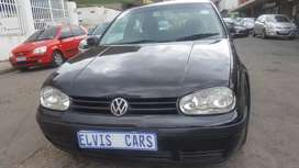 VW GOLF 1.6 IN EXCELLENT CONDITION