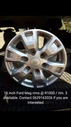 Ford ranger rims 3