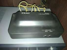 Teac speaker switch for sale