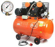 Kompresor olejowy sprężarka 350L BJC 1450l/min
