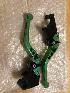 Green adjustable levers
