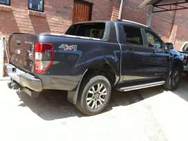 Ford ranger double cap